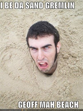 Herp a Sand Carrrrstle