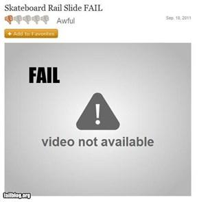Fail of a Fail