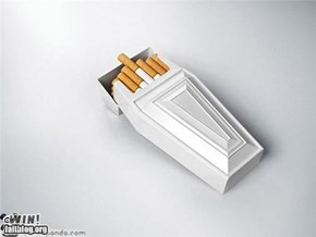 Cigarettes Pack Win!