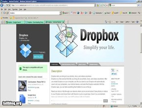 Drop Box compatibility Fail or Win!