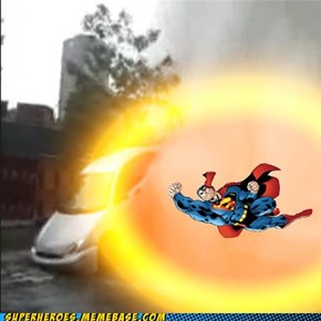 Dammit Superman!