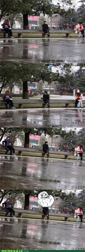 Forever Alone in China