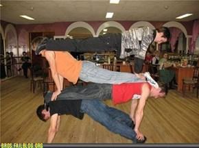 Bro Planking: True Bromance
