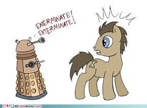 My Little Dalek