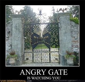 Angry Gate