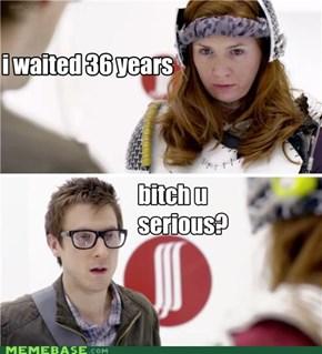 He Waited 2000