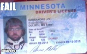 DMV FAIL