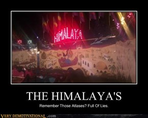 THE HIMALAYA'S