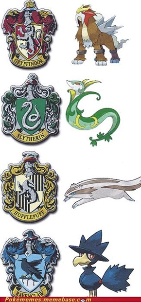 Dumbledore, Pokémon Master