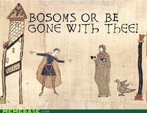 To a Nunnery!