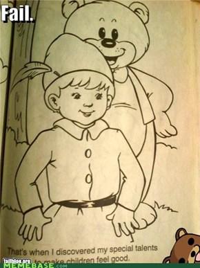 Pedobear's Creepy Uncle?