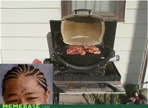 Yo dawg, i heard you like barbeque...