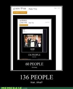 136 People