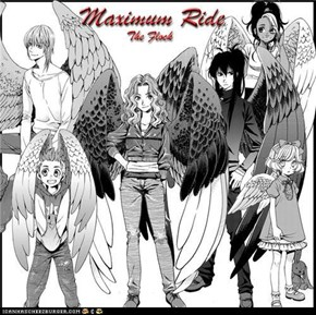 Maximum Ride-The Flock