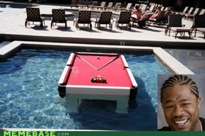 Yo Dawg, I Heard You Like Pool