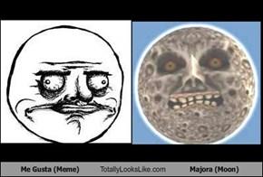 Me Gusta (Meme) Totally Looks Like Majora (Moon)