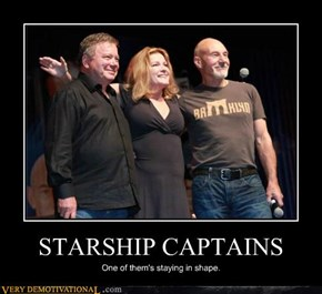 STARSHIP CAPTAINS