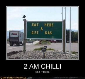 2 AM CHILLI