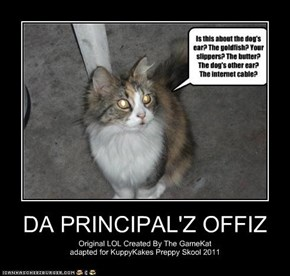 DA PRINCIPAL'Z OFFIZ