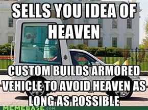 Pope Logic