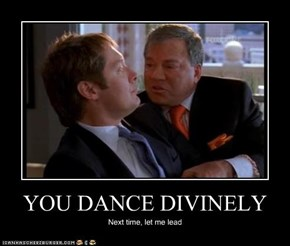 YOU DANCE DIVINELY