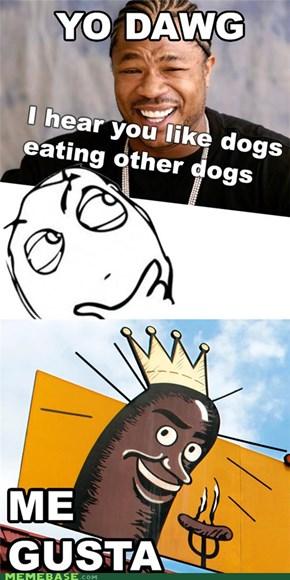 Yocco's Dogception