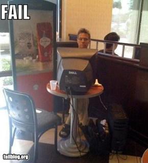 Portable Computer FAIL