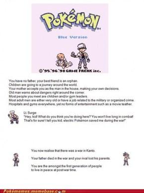 Pokémon Stories: After the War