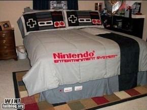 NES Bed WIN