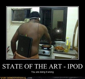 STATE OF THE ART - IPOD