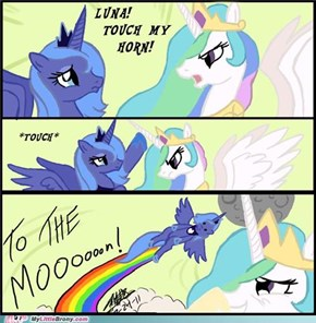 NO LUNA, DON - Too Late...