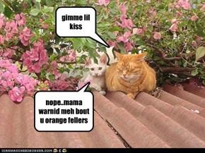 gimme lil kiss