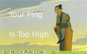 Ping is Too High