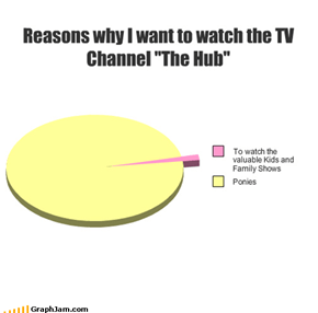 "Reasons why I want to watch the TV Channel ""The Hub"""