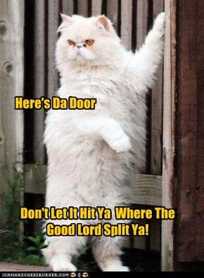 Here's Da Door