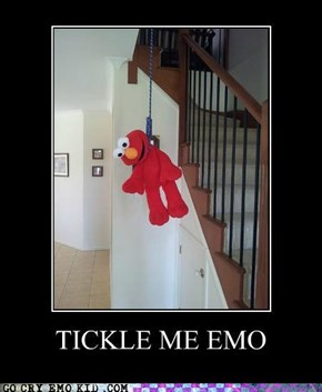 Tickle Me Harder