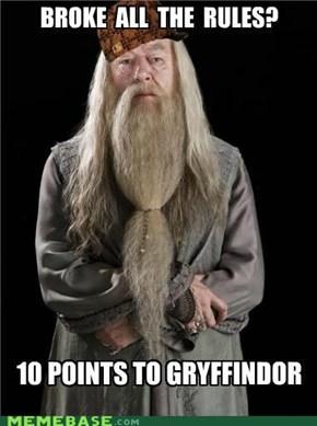 Scumbag Dumbledore