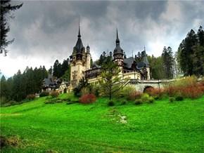 Peles Castle, Prahova, Romania