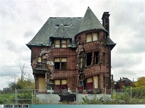 Detroit Rocked a Little Too Hard