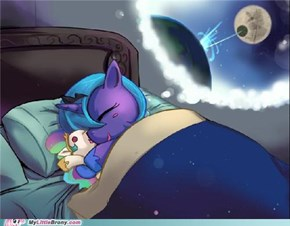 Pleasant Dreams Luna