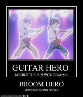 BROOM HERO