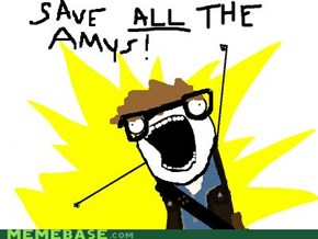 Save ALL the Amys: The Girl Who Waited