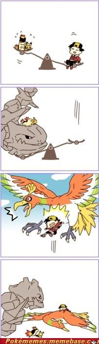 Steelix Is a Great Battler