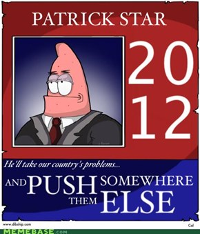 Patrick Star 2012