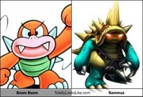 Boom Boom Totally Looks Like Rammus