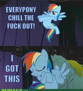 Everypony Chill Out