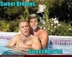 Sweet Dreams,                           Sweet Hearts!