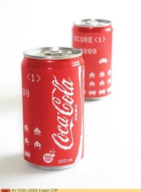Cola Invaders