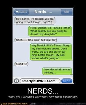 NERDS...