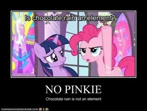 NO PINKIE
